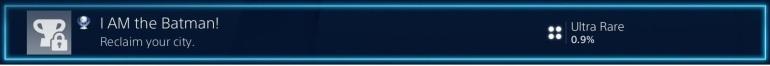 006 Arkham Knight Platinum