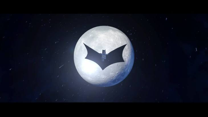 012 Lego Batman moon
